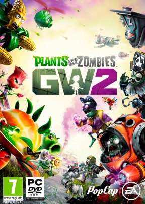 Plants vs Zombies: Garden Warfare 2 PC Cover
