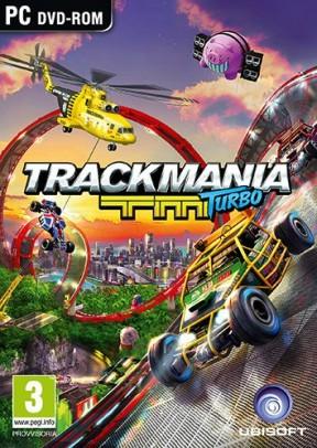 TrackMania Turbo PC Cover