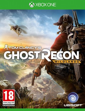 Ghost Recon: Wildlands Xbox One Cover