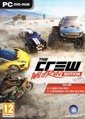 The Crew: Wild Run PC Cover