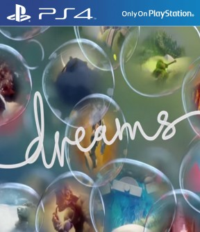 Dreams PS4 Cover