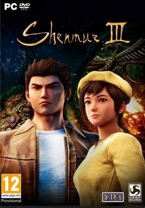 Shenmue III PC Cover