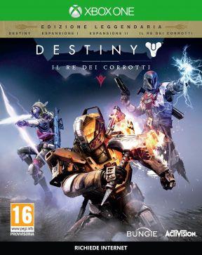 Destiny - Il Re dei Corrotti Xbox One Cover