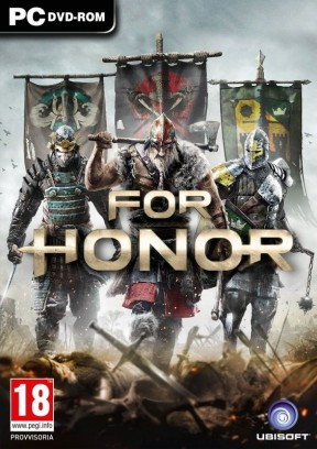For Honor PC Cover