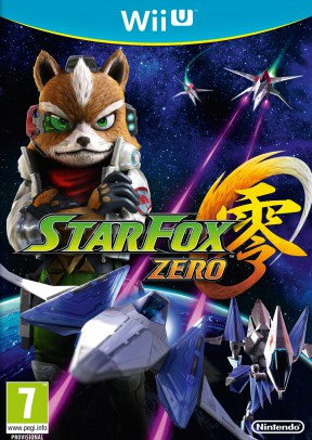 Star Fox Zero Wii U Cover