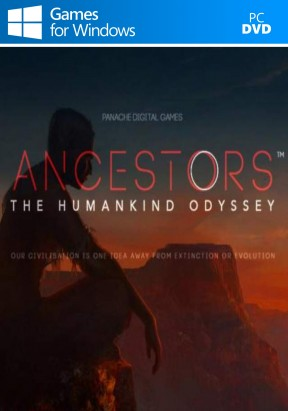 Ancestors: The Humankind Odyssey PC Cover
