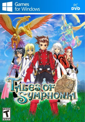 Tales of Symphonia HD PC Cover
