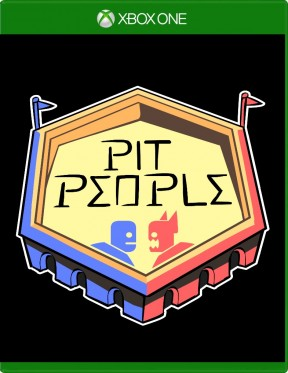 Pit People Xbox One Cover