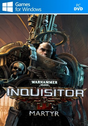 Warhammer 40,000: Inquisitor: Martyr PC Cover