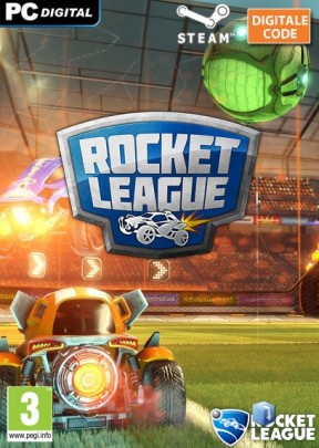 Rocket League PC Cover