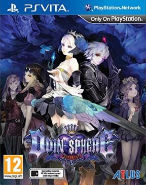 Odin Sphere: Leifthrasir PS Vita Cover
