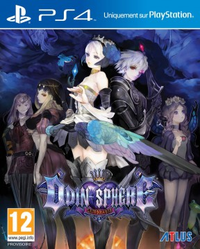Odin Sphere: Leifthrasir PS4 Cover