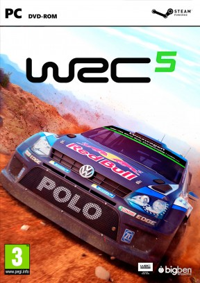 World Rally Championship 5 PC Cover