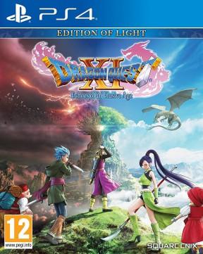 Dragon Quest XI:Echi di un'era perduta PS4 Cover
