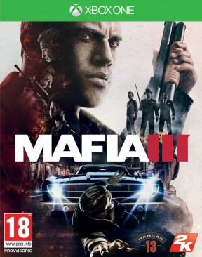Mafia III Xbox One Cover