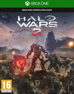 Halo Wars 2 Xbox One Cover