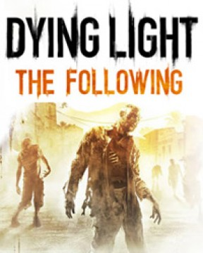 Dying Light: The Following PS4 Cover