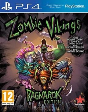 Zombie Vikings: Ragnarok Edition PS4 Cover