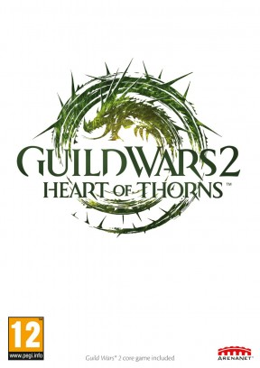 Guild Wars 2: Heart of Thorns PC Cover