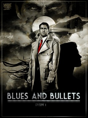 Blues and Bullet Episode 1: The End of Peace PC Cover