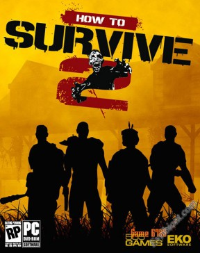 How to Survive 2 PC Cover