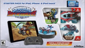Skylanders SuperChargers iPad Cover