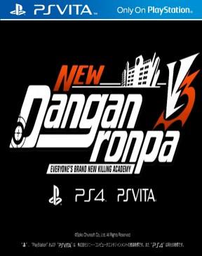 New Danganronpa V3 PS Vita Cover