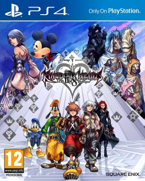 Kingdom Hearts HD 2.8: Final Chapter Prologue PS4 Cover