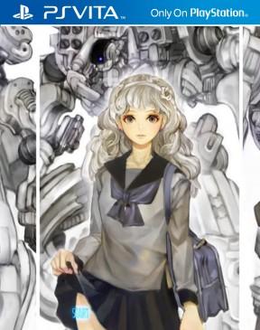 13 Sentinels: Aegis Rim PS Vita Cover