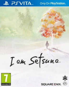 I am Setsuna PS Vita Cover