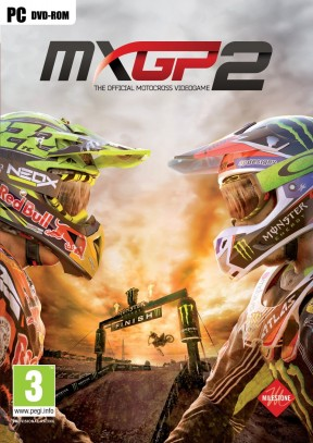 MXGP 2: The Official Motocross Videogame PC Cover