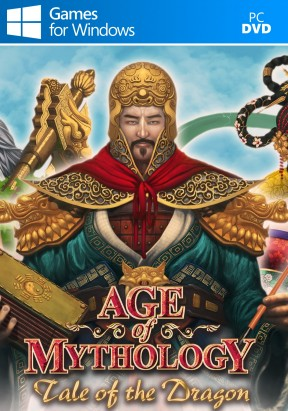 Age of Mythology EX: Tale of the Dragon PC Cover