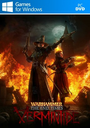 Warhammer: End Times - Vermintide PC Cover