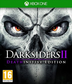 Darksiders 2: Deathinitive Edition Xbox One Cover