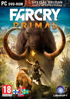 Far Cry Primal PC Cover