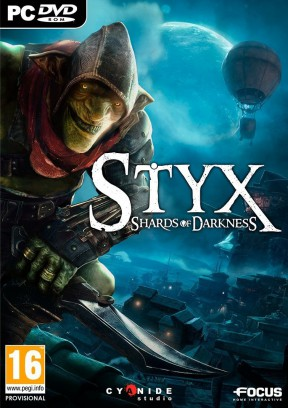 Styx: Shards of Darkness PC Cover