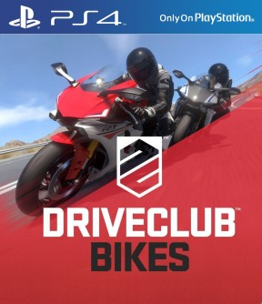 DriveClub Bikes PS4 Cover