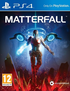 Matterfall PS4 Cover
