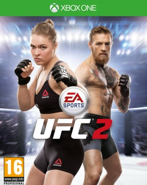 EA Sports UFC 2 Xbox One Cover