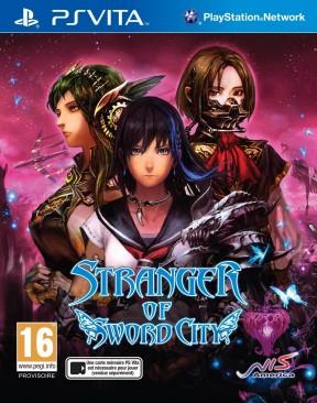 Stranger of Sword City PS Vita Cover