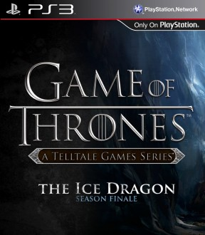 Game of Thrones Episode 6: The Ice Dragon PS3 Cover