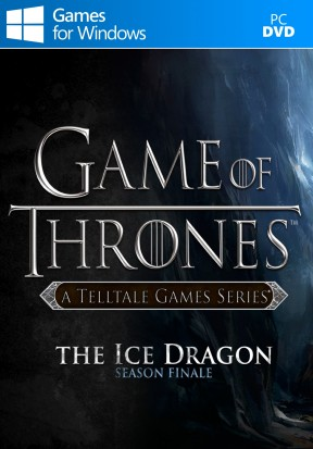 Game of Thrones Episode 6: The Ice Dragon PC Cover