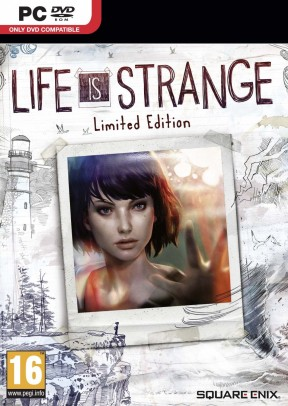 Life is Strange - Limited Edition PC Cover