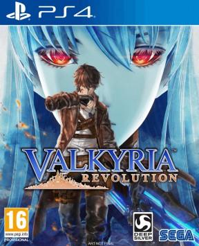 Valkyria Revolution PS4 Cover