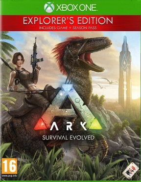 ARK: Survival Evolved Xbox One Cover