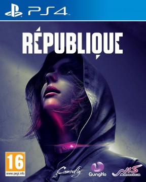 République PS4 Cover