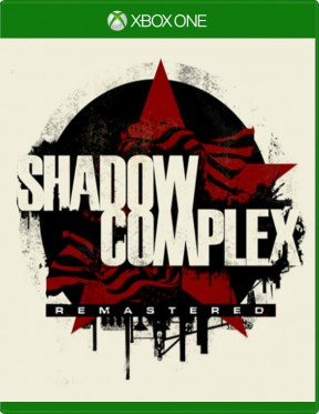 Shadow Complex Remastered Xbox One Cover