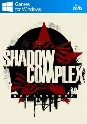 Shadow Complex Remastered PC Cover