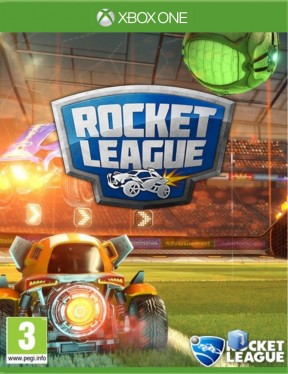 Rocket League Xbox One Cover