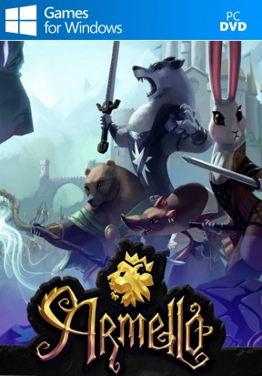 Armello PC Cover